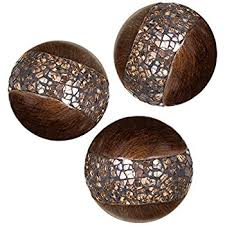 Decorative Wood Balls