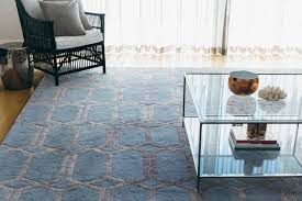 the once rug from 3 500 pure new zealand wool and silk blend hand tufted formal living area