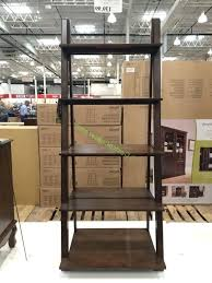 costco bookcases bookcases 3 furnishings ladder bookcase