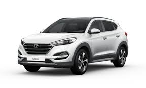 Hyundai Tucson Polar White (Solid, Opaque)