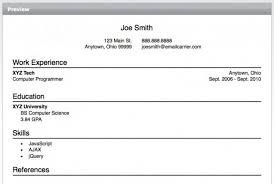 resume template google docs examples  seangarrette coresume