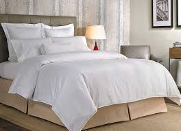luxury hotel bedding from marriott hotels bird s eye stripe birds bed set mar 101
