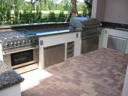 Simple Outdoor Kitchen Designs Free Outdoor Kitchen Design Software Simple L Shaped Natural Stone