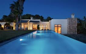 infinity pools for homes. Fine Pools Seven Stunning Villas With Infinity Pools In Ibiza For 2017  2018 Intended For Homes
