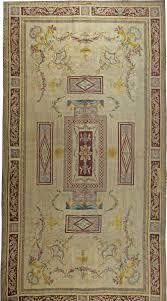 vintage spanish savonnerie rug