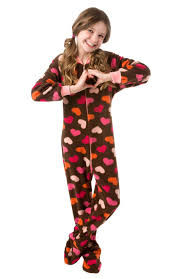 Big Feet Pjs Size Chart Cheap Kids Footed Pajamas Find Kids Footed Pajamas Deals On
