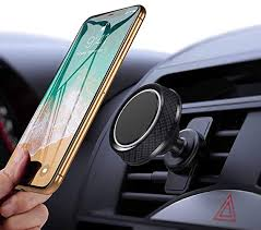 LG Magnetic <b>Car Phone Mount Universal</b> Air Vent Magnetic Phone ...