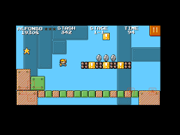make your own html5 super mario style game using scirra construct 2