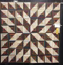 Best 25+ Log cabin quilts ideas on Pinterest | Log cabin quilt ... & Inspiration :: Star Log Cabin quilt by Wendy J. Thompson. This can be Adamdwight.com