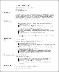 Analytical Chemist Resume Analytical Chemist Resume Analytical Chemist Resume Simple Simple