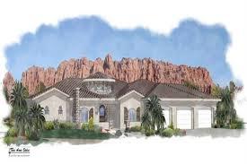 125 1011 5 bedroom 3096 sq ft mediterranean house plan 125 1011 front