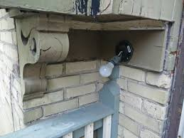 Light Fixture Outlet Converting An Outdoor Light Socket Into A Light Socket And