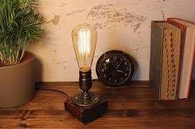 vintage style lighting fixtures. Single Bulb Office Lamp Vintage Industrial Light Fixtures - 30 Style Lighting To Help T