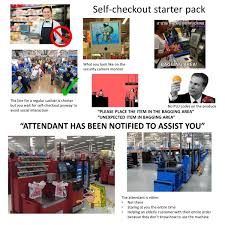 Walmart Customer Service Number Self Checkout Is Terrible Why Walmart Target And Others