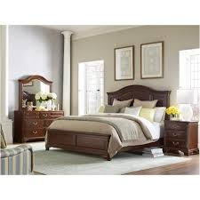 607 316 kincaid furniture king california arched panel bed