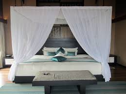 master bedroom design ideas canopy bed. bedroom:large romantic master bedroom decor with white canopy curtains plus simple bench also blue design ideas bed