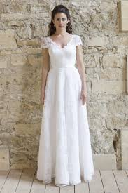 Discount 2016 Wedding Dress New Arrival Elegant Simple Floor