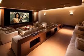 home theatre lighting ideas. Pantallas De Cine Para Ver En Casa Home Theatre Lighting Ideas N