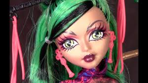 jinafire long is monster high doll toy review by kittiesmama