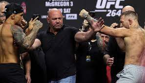 Live updates: UFC 264: Conor McGregor v ...