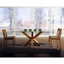 dining room great concept glass dining table. Glass Top Dining Room Tables Rectangular Futuristic Chairs Furniture Design Designs Great Concept Table
