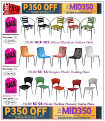 Furniture July 3 Sumo Stacking Chairs Banner Restaurant Cost U
