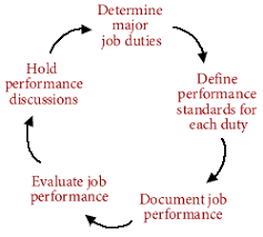 On Job Training Objectives Introduction Performance Management Employee And Organizational