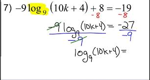archaicfair logarithmic equations example 2 you solving worksheet doc maxresde