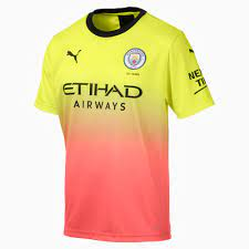 Man City Men's Replica Third Jersey | PUMA Clothing