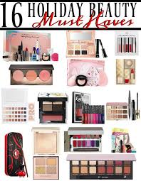 holiday beauty makeup must haves christmas gift giving