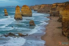 great ocean road drive in australia