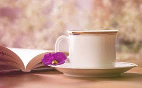 Image result for flower coffee mug images