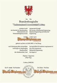 fake diploma from german university com fake diploma from german university