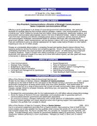 Sample Public Relations Manager Resume Suiteblounge Com