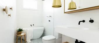 bathroom layouts metal