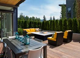 Outdoor Living Room Mesmerizing Outdoor Living Room Style For Home Interior Designing