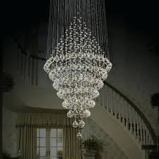round crystal chandeliers led round crystal chandeliers l lamp fixtures for parlor with warm or cool