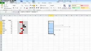 Excel In Cell Bar Chart Eaf 16 Excel In Cell Charts