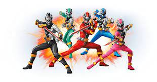 Superhelden-TV-Sendung-Trailer, Spiele u. Apps - Power Rangers