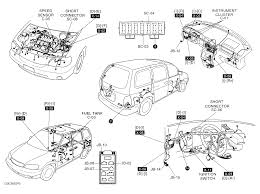 kia sedona lx i have a 2005 kia sedona new alternator new full size image