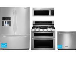 Bosch Kitchen Appliances Packages Kitchen Appliances Bundle Kit Whirlpool White 4 Piece Electric