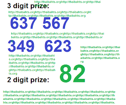 Thai Lottery Result Chart 2014 Thai Lottery Results 1 August 2014