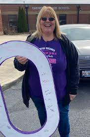 """Oakwood High School on Twitter: """"Congrats to Darla Fritz, the OHS Staff  Member of the Month! #ItsGreatToBeYoungAndAComet… """""""
