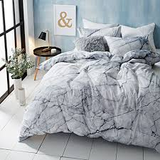 marble quilt cover set target