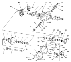 Front axle and differential exploded view diagram front axle and differential exploded view diagram