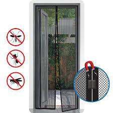 Insektenschutz Magnet 100x210 Fliegengitter Tür Mückenschutz Vorhang