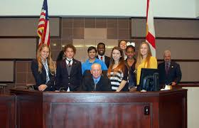 Agencies teen court is also