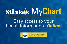 St Luke S My Chart Boise Health Mychart Login Chart Images Online