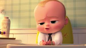 the boss baby hd background wallpaper 11157