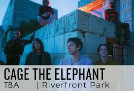 <b>Cage the Elephant</b> Tickets | HU Presents